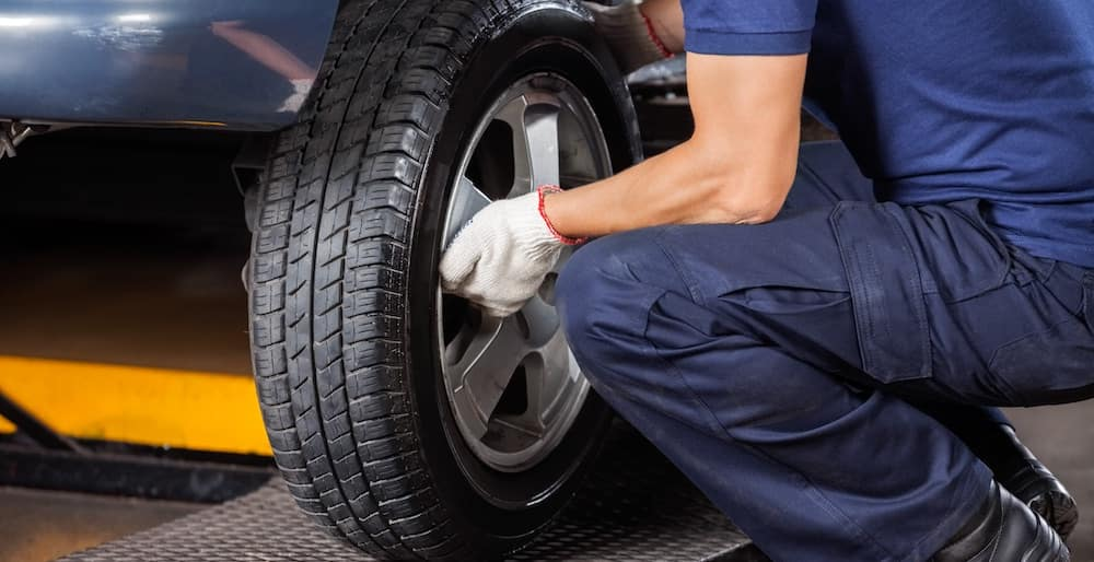 How Often Do You Rotate Your Tires?