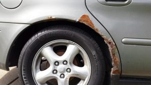 Prevent the Rust from Coming Back  to Tires