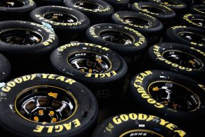 what happens to used nascar tires