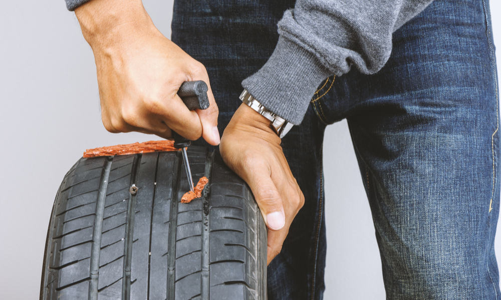 How Long Does a Tire Patch Last
