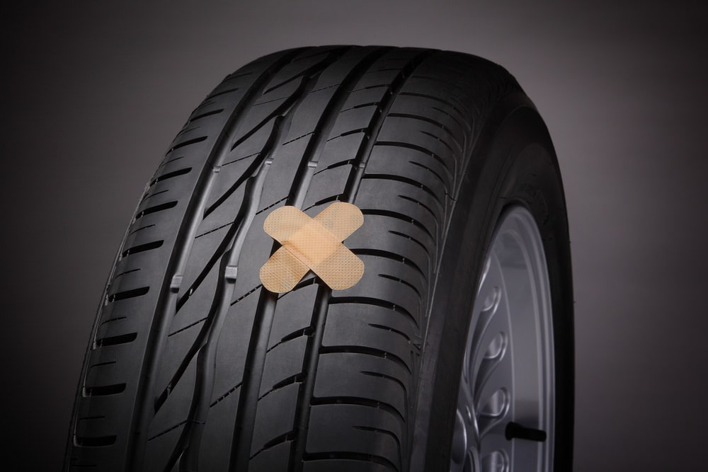 How Much Does It Cost to Patch a Tire