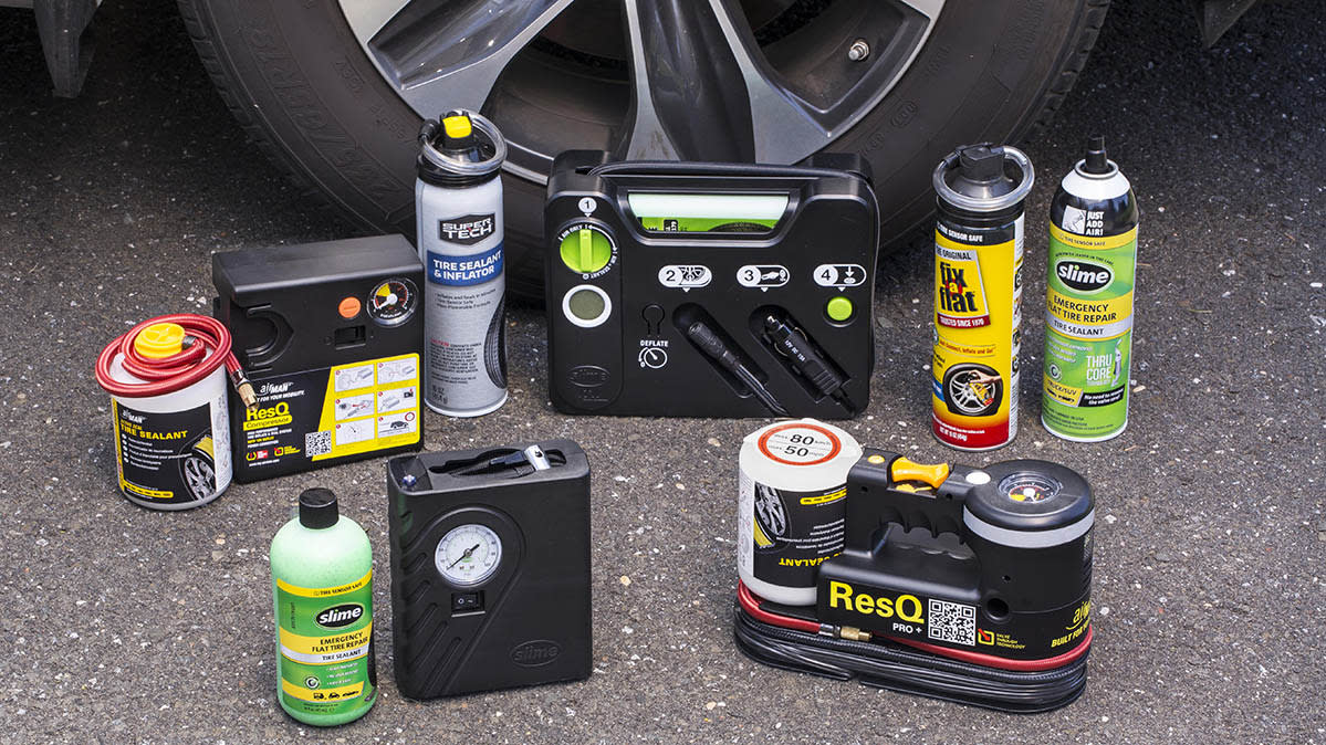 How Much Sealant Per Tire