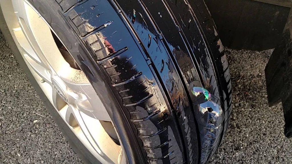 How to Fix a Tire Rim Leak