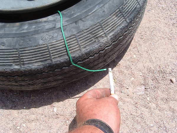 How to Set the Bead on a Tire