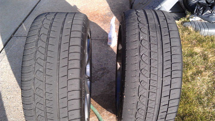How to Tell If Tires Are Unbalanced