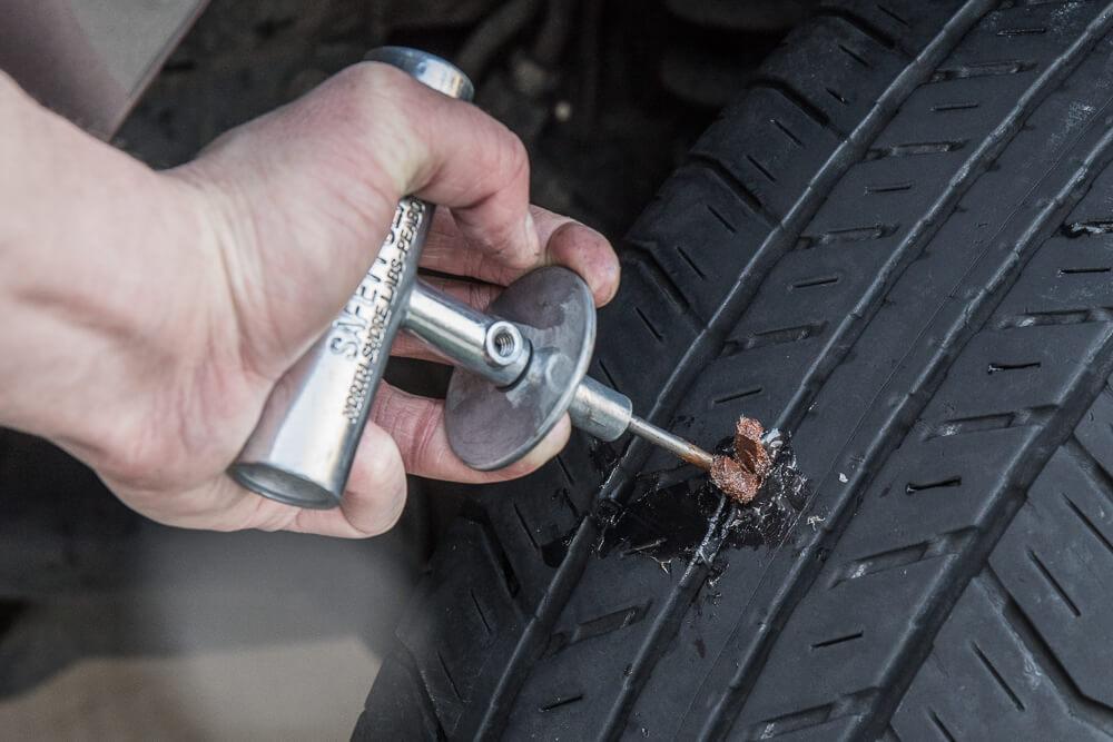 How to Use a Tire Plug Kit