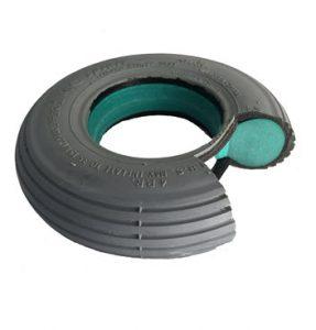 do it yourself tire foam fill