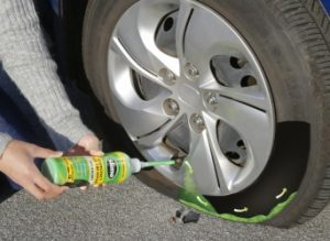 does slime affect tire balance