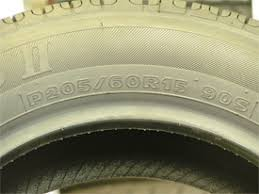 how do you measure tire size