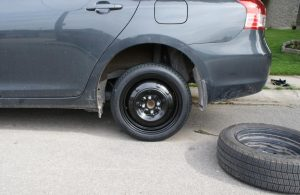 how fast can you drive with a spare tire