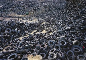 how long can you drive on dry rotted tires