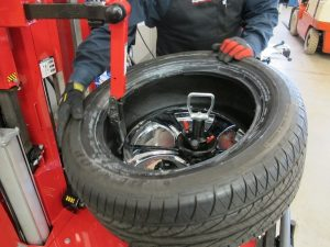 how long to mount and balance your tires