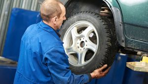 how much does it cost to get tires put on