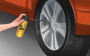 how much sealant on per tire