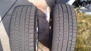 how often balance tires