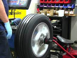 how to balance a tire yourself