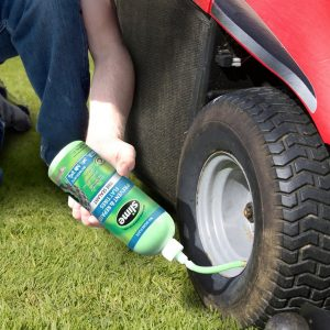 how to install slime tire sealant