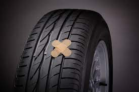 how to patch tires