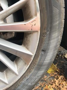 how to plug a tire rubber cement
