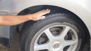 how to repair a tire