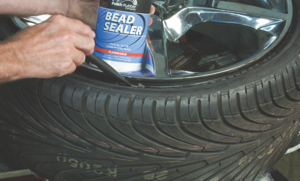 how to seal a tire bead