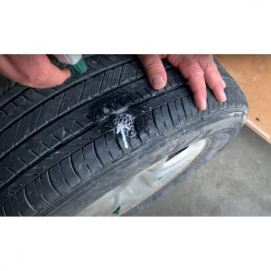 how to seal a tire on a rim