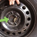 how to spare tire